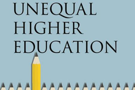 Unequal Higher Education Cover